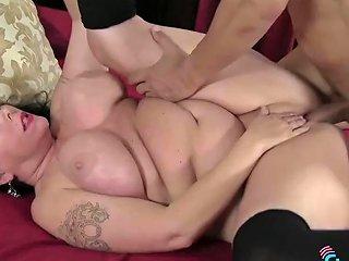 Alexis Couture Bbw Facial Cumshot