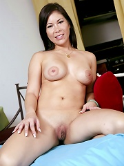 Chinese mixed girl next door, Lana, absolutely loves anal sex. She loves when guys ram their hard cocks into her tight asshole, but she absolutely LOV