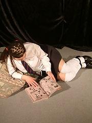 Japanese Schoolgirl Spanked
