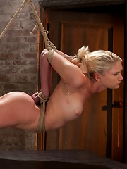 Sexy Blond with amazing hard...