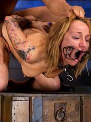 Jessie Cox Day 1Sexual Slave...
