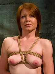Slave candidate fucked and...