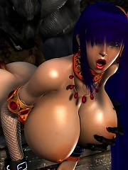 I am really in love with all these Porncraft 3D ladies