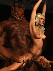 The World of Warcraft porn 3D monster is too much harsh not to bone till poodle feels like sucked fruit and wont be able to move a extremity