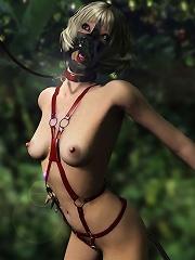 BDSM 3D Comix