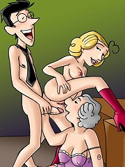 Dirty family sex