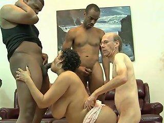 Kira Enjoys A Couple Of Horny Guys Porn Videos