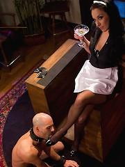 She Maid Him Do It