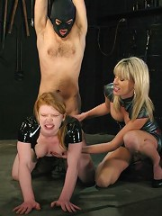 Audrey Leigh, Madison Young and Lefty