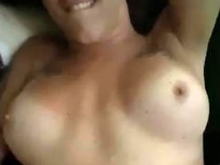 Straight Guy Riding On Trans Big Cock For The First Time