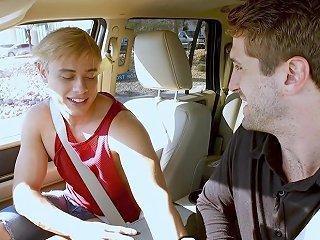 So What Ur Driving Let Me Suck Ur Cock Its Hot