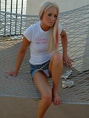 Dream Kelly hammock hottie