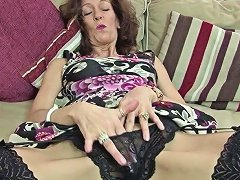 Hot Skinny Granny Sets Her Pussy On Fire Porn 15 Xhamster