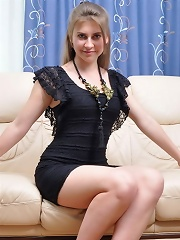 Theres nothing can beat a little black dress for sex appeal. At least, to begin with