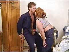Redhead-BBW-Milf fucked