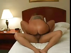 Bouncing Tits Creampie