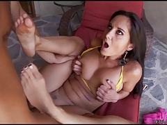 Ava Addams suck and fuck big cock HD