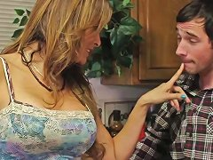 Monique Fuentes Joey Brass in My Friends Hot Mom Upornia com