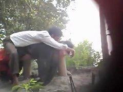 Mumbai Couple Public Sex
