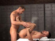 Logan Scott and Drew Cutler