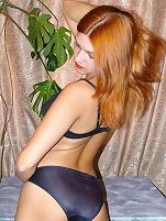 free lingerie gallery Sexy girl next door in her...