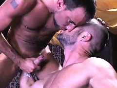 Filmed on a lavish, Arabian inspired set, ruggedly handsome, ripped and sexy Dirk Jager reaches deep inside and dominates Matthieu Paris. Dirks thickl