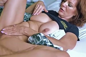 Step Mom Amp Son Spending Time With Each Other Hd