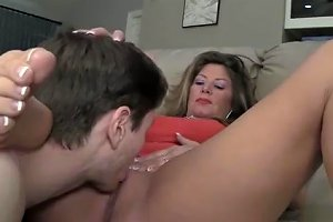 Daniela The Chastity Tube Makes It Ok To Lick Mommies Pussy Part 2