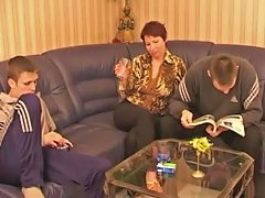 Russian Mom And Two Lucky Bastards Free Porn 85 Xhamster