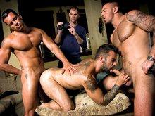 Gay bear orgy movies