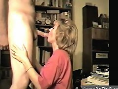 Amateur MILF Loves To Suck Cock And Swallow amateur sex