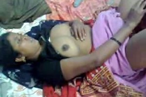 Missionary Style Romantic Sex Session Of An Indian Couple