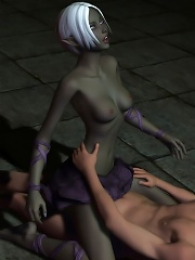 She is the last Porncraft 3D jade, and that beast gives her less than half of the rumpy-pumpy!