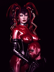 Mistress have her cherry filled for money