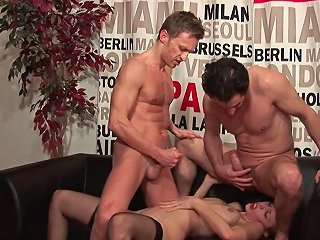 Very Hard Casting French Blonde Double Penetrated Porn E8