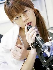 Japanese Idol Posing
