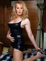 Flawless Alison Dale Masturbating