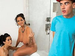 Ava Addams Tubedupe Squeaky Clean