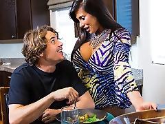 Sheila Marie & Tyler Nixon In My Friends Hot Mom
