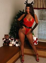Briana Lee Christmas 2010 Teen Porn Pix