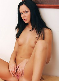 Czech Stunner Gets Naked At The Dining Table Teen Porn Pix