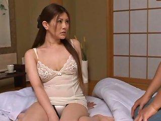 BravoTube Video - Japanese Milf Enjoys Getting Banged Hard Doggystyle