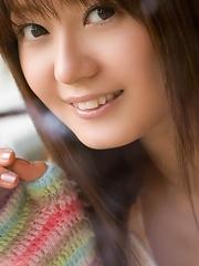 Japanese AV Model Rina Ishihara Gallery