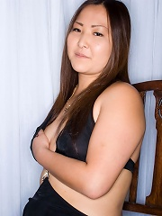 Asian American Girl Maki