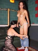Stunning Nicole Montero fucking a dirty female