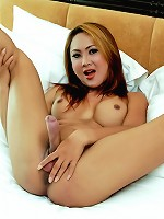 Neung returns to empty her ladyboy balls