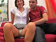 DrTuber Video - Marina Wants Her Husband To Watch Her To Be Fucked